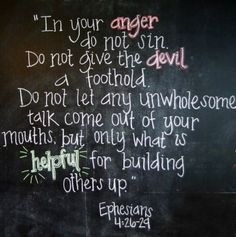 Never allow anger to control you. Forgive & forget, but never forget the lesson it taught you. Pray for your enemies. Call out the wicked, but don't let them turn you bitter.