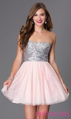 43772740de8 Bee Darlin Cheap Junior Party Dresses - PromGirl - PromGirl. Prom Dresses  Under 50Cheap ...