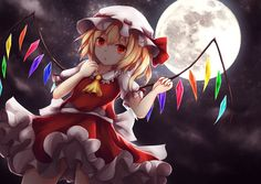 Dark Anime Girl, Anime Girls, Anime Style, Cute Girls, Cool Girl, Touhou Anime, Praise The Sun, Old Games, Scarlet