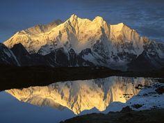Tibet. So serene and peaceful