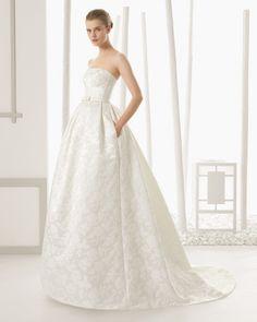 2016 Wedding dress ideas - we love Detalle by Rosa Clará