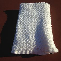 White baby blanket, baby shower , baby gift, baby boy, baby girl. by 1woolygirls on Etsy