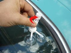 glass repair While professionals should handle large cracks in your windshield, you can easily use a home repair kit to keep small chips from spreading or obscuring your vision. Police, Windshield Repair, Glass Repair, Car Repair Service, Auto Glass, Car Hacks, Small Bottles, Car Cleaning, Cleaning Hacks