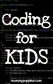Coding for Kids: Free Websites That Teach Kids Programming by mommypoppins #Kids #Coding #Websites