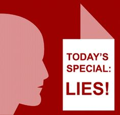 Why do we believe, when the government lies to us so often? When we change, the government also will change.