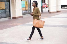 OOTD Minimalist fashion on AuthenticallyB.com