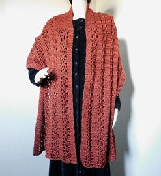 Rust Fall Fashion Shawls Wraps Long Scarf - Clothing Accessories Women – Robin Harley FREE SHIPPING! $85.00