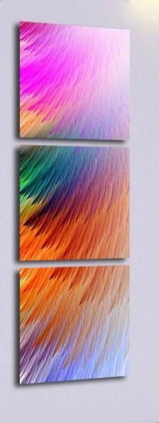 """FEATHERS OF COLOR"""