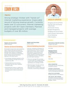 Easy To Edit Resume Template The Elizabeth Helping You Save Time