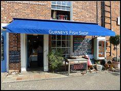 Gurney's Fish Shop, Burnham Market   Photo by Georgina Ingham