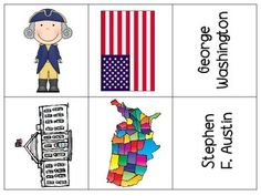 George Washington and Stephen F. I created this set to… Kindergarten Social Studies, Social Studies Activities, Kindergarten Lessons, Classroom Fun, Kindergarten Classroom, Writing Circle, Calendar Time, Teacher Favorite Things, Teaching Materials