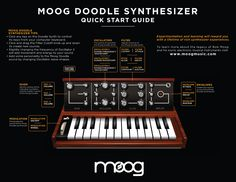 Google Doodle How To | Moog Music Inc }:{ Google has crafted another interactive homepage doodle, this one honoring the 78th birthday of Robert Moog, considered by many to be a pioneer in the electronic music space.  The playable doodle features his signature Moog synthesizer, with all the accompanying bells and whistles. A quick-start guide on moogmusic.com provides details on how to play the doodle, which also allows users to record their creations and share them with friends.