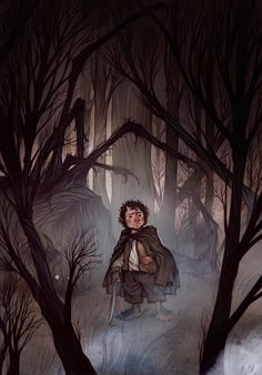 The Hobbit by Cory Godbey