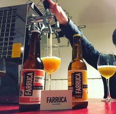 Farruca, #cerveza experimental. #beer
