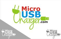 Help MicroUSBCharger.com Charger with a new logo by dinoeleon