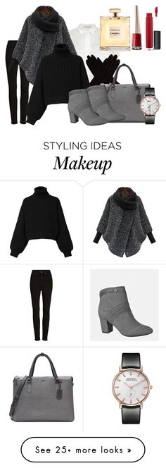 """Today's choice: Winter is comming...."" by mag1727 on Polyvore featuring AGNELLE, Good American, Tumi, Diesel, Avenue and John Lewis"