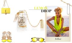 Lemon Drop, Citrine