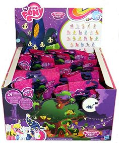 Buy My Little Pony Wave 17 Friendship is Magic Nightmare Night Full Box of 24 My Little Pony Backpack, Nightmare Night, My Little Pony Coloring, Mini Pony, Baby Alive, Lol Dolls, Cute Unicorn, My Little Pony Friendship, Toy Boxes