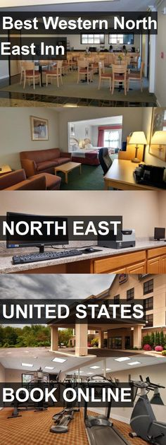 Hotel Best Western North East Inn in North East, United States. For more information, photos, reviews and best prices please follow the link. #UnitedStates #NorthEast #travel #vacation #hotel