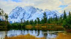 Autumn on Mount Baker  John Archer