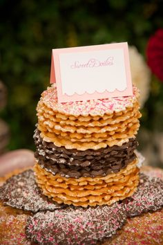 Sweet Doilies Stationery by les invitations Paper Candy
