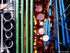 Centre Pompidou in jazz.