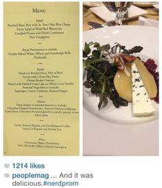 Wines at the White House Correspondents Dinner: a few shots of the menu for full confirmation. Sourdough Rolls, White House Correspondents Dinner, Beef Filet, Wine Dinner, Pre Party, Candied Pecans, Dried Cranberries, Blue Cheese, Freshly Baked