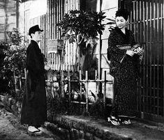 1953 『雁』田中榮三、高峰秀子