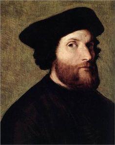 Lorenzo Lotto (1480 - 1556) - Selfportrait