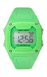 Green shark watch. Available at Wristwatch.com