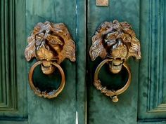 Door Knockers, Shapes, Artist, Design, Home Decor, Decoration Home, Room Decor, Artists