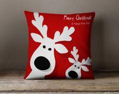 christmas pillows – Etsy