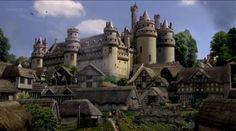Camelot - Merlin Wiki - BBC TV Series