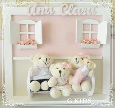 Porta Maternidade,enfeite de porta,decoração quarto infantil,decoração quarto de bebê, baby room, nursery, maternity door - REF 1026 www.gkids.com.br
