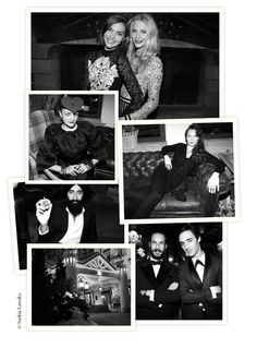 The Asmallworld charity gala at the Gstaad Palace #party #vogue #translation