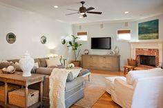 Design Dilemma: Arranging Furniture Around A Corner Fireplace   Schneiderman's {the blog}