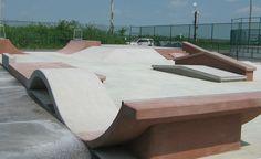 Skatepark Revamp in Sea Isle City, New Jersey