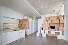 Haut de mur vitré Doehler / SABO project