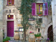 Provence Inn & Restaurant in La Turbie, a small village above the Mediterranean and a few kilometers from Monte Carlo on the French Riviera