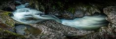 No.248 - Spout - Number 248 of my 365 photo challenge - A stitched, panoramic, long exposure,…