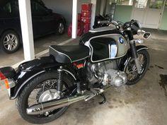 https://flic.kr/p/WJ3Ggr | 1973 BMW r75/5 heinrich tank
