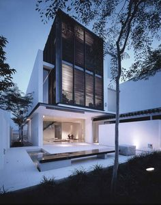 SCDA Architects Inc. Singapore Published by Maan Ali  from inspirationde.com