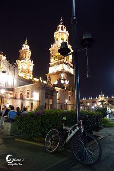 Catedral de Morelia, Michoacán, Méx