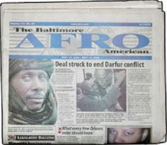 """The Afro-American Newspapers 