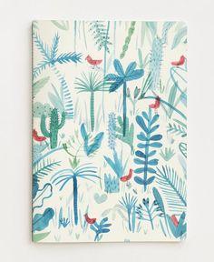 Jungle en Carnet de notes par Marion Barraud | JUNIQE