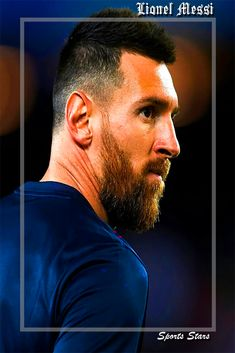 Lionel Messi During Match : Lionel Messi Haircut, Messi Art, Messi Style, Antonella Roccuzzo, Soccer Players, Fc Barcelona, New Trends, Leo, My Favorite Things