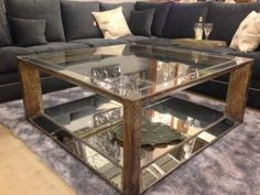 Coffee Table Cool Mirror Decor Target Diy Ikea Or Tables