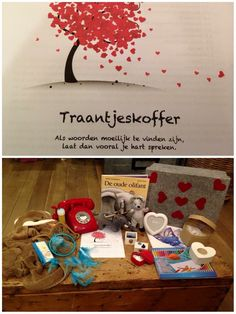Mijn traantjeskoffer (rouwkoffer) - Lilly is Love School Tool, School Life, School Organisation, Coaching, Tears In Heaven, Yoga For Kids, Social Work, Childcare, Kids And Parenting