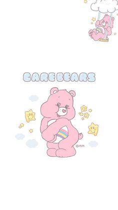 Bear Wallpaper, Cute Wallpaper For Phone, Cute Disney Wallpaper, Wallpaper Iphone Disney, Kawaii Wallpaper, Aesthetic Pastel Wallpaper, Aesthetic Wallpapers, Cute Wallpaper Backgrounds, Cute Wallpapers