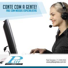 Nossos colaboradores são especialistas no que fazem. Conte com a gente!  http://www.pittexpress.com.br/index.html